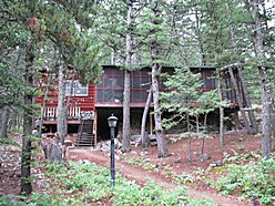 Red Lodge, montana, forest service lease, cabin, for sale, mountains,