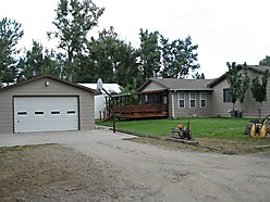 home, garage, shop, gas stove, well, covered deck, deck, hot tub, Absarokee, Montana,