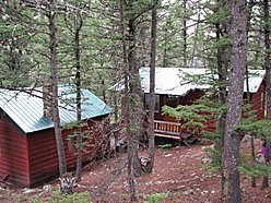 Corral Creek, cabin, forest service, Little Deer, Red Lodge, Montana, Beartooth Highway for sale