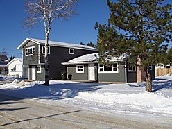 home, house, for sale, corner lot, Red Lodge, Montana, remodeled, garage, yard, trees for sale
