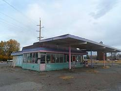 a&w restaurant, restaurant, st. anthony idaho, idaho, building, fixer upper, investment, acre, city water, sewer, off street, parking, hamilton realty,