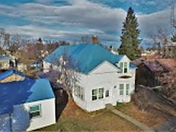 victorian, st. anthony, idaho, remodeled, modern, garage, apartments, income, rental, bay windows,  for sale