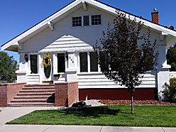 Idaho, St. Anthony, home, updated, roomy, garage, yard, corner lot for sale