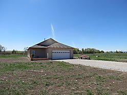 new, home, house, Valier, Montana, Fosen Fields Subdivision, Frances Heights Road, Glacier Park,  for sale