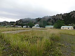 level lot, land, for sale, cascade, montana, electric, well, septic, foundation, Dearborn river,  for sale