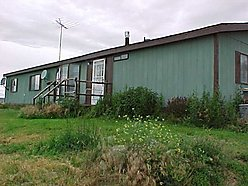 Billings , Montana, double wide, central air, views,