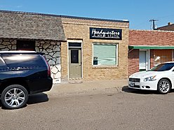 office, salon, glasgow, montana, business, for sale, fort peck lake, missouri river, milk river,   for sale