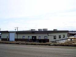office complex, glasgow, montana, building, office space, garage, storage, fenced, location, acres, for sale