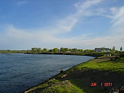 Fort Peck, Montana, fishing, hunting , waterfront, lot, missouri river for sale
