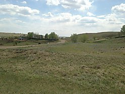 building lot, for sale, Glasgow, Montana, Sunny Hills Subdivision, Dry Praire Water, views for sale