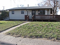 home, house, lot, deck, for sale, HUD Repo, Glasgow, Montana for sale
