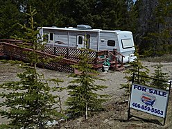 Georgetown lake, phillipsburg, montana rv, lot , acre, for sale, land, subdivision