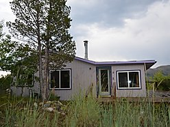 Wildlife, home, acres, aspen groves, off grid, cook stove, open floor plan, garden shed, greenhouse, guest house, old works golf course, fairmont, hot springs, big hold river, geor