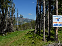 acre, lot, building site, private, forest service, lake, view, anaconda, montana, property, for sale
