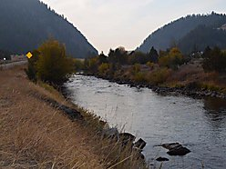 rock creek, acres, property, montana, fishing, wildlife, dream, build, home, rainbow, elk, for sale