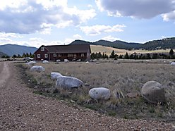 custome home, double care garage, quality amenities, comfortable, Philipsburg, Montana,  for sale