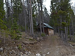 for sale, cabin, propert, acre, county road, Georgetown Lake, Discovery Ski Hill, Montana, financing for sale