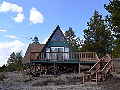 Georgetown Lake, Montana, summer home, recreation, Pintlar Mountains, cabin, Discovery, Red Bridge,  for sale