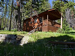 cabin, acre, lot, for sale, Georgetown Lake, Montana, Forest Service Land, well, power, septic for sale