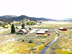 Mount Haggin Ranch, Pintlar Mountains, Anaconda, Montana, acre, parcel, outbuildings, creek for sale