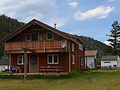 home, Maxville, Montana, workshop, garage, property, Highway 1, Flint Creek Valley, yard, views for sale
