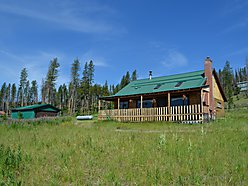 Georgetown Lake, Montana, cabin, acres, Pintlar Mountains, garage, Eccleston, Shakoppee, property for sale