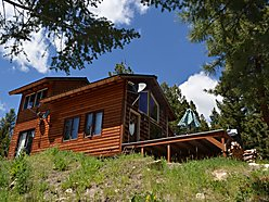off the grid, blm, Felan gulch, for sale, Drummond, Montana, cabin, solar panels, well, propane,  for sale