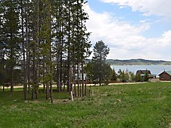 acre, lot, for sale, anaconda, montana, georgetown lake, discovery ski hill, cabin, rv, dock, for sale