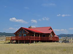log, home, for sale, anaconda, butte, montana, fenced, garage, shop, deck, mountain, views, barn,  for sale