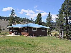 home, for sale, philipsburg, montana, acres, willow creek, garage, shop, cabin, rock creek, hunt,  for sale