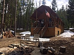 log, home, for sale, georgetown lake, montana, fish, snowmobile, rock creek, seeley lake, trail,  for sale