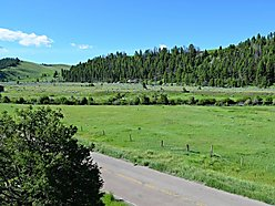 acre, lot, for sale, philipsburg, montana, creek frontage, rock creek, blue ribbon, recreational,  for sale