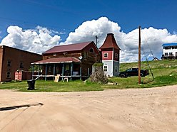 home, for sale, philipsburg, montana, georgetown lake, rock creek, views, fish, private, histoirc,  for sale
