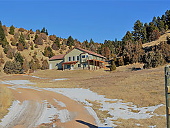 home, for sale, acres, Philipsburg, montana, updated, rock creek, georgetown lake, hunt, deck, view, for sale