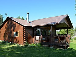 cabin, georgetown lake, for sale, montana, garage, fish, rock creek, hunt, recreational, wildlife,  for sale