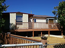 home, for sale, la barge, wyoming, commercial, updated, backyard, deck, green river,  birch creek,  for sale