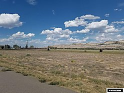 land, residential lot, for sale, la barge, wyoming, level, building site, year round access, views,  for sale