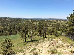 land, for sale, acres, sarpy creek ranch, billings, montana, wildlife, pompey's pillar, elk, deer,  for sale