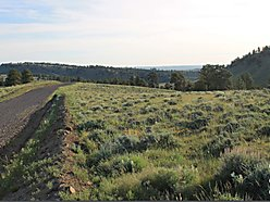 acres, for sale, land, casper, wyoming, pine mountain ranch, views, wildlife, year round access,  for sale
