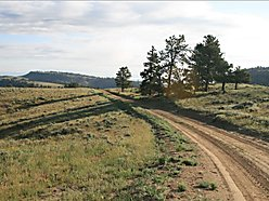 pine mountain ranch, acre, for sale, seller terms, wildlife, casper, wyoming, power, views, private, for sale