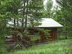 Eureka, Montana, Kootenai National forest, Lake Koocanusa, well, electric, acres, timber, wedgcor building, year round access, wildlife, hunting,