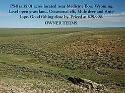 lot, for sale, wyoming, acres, for sale, deer, antelope, wildlife, views, spring, level, private, for sale