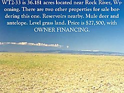 acres, for sale, land, lot, wyoming, seller financing, trout, fishing, platt river, miracle mile,  for sale