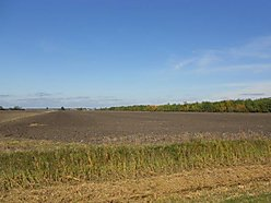 commercial lot, highway frontage, internet, telephone, amenities, Baudette, Minnesota for sale