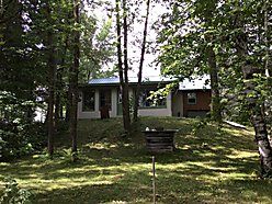 cabin, home, rapid river, remodeled, garage, building, storage, house, privacy, koochiching county, for sale