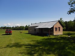 hunt, land, acre, cabin, for sale, baudette, minnesota, state land, wildlife, thief lake, generator, for sale