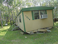acres, for sale, williams, minnesota, mobile home, power, shed, cropland, lake of the woods, for sale