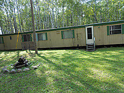 acres, for sale, williams, minnesota, lake of the woods, fishing, hunting, mobile home, shed,  for sale