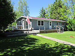 home, for sale, baudette, minnesota, manufactured home, deck, landscaping, patio, energy efficient,  for sale