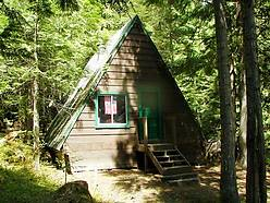 property, hunter, treed, creek, cabin, storage, loft, off the grid, acres,  for sale